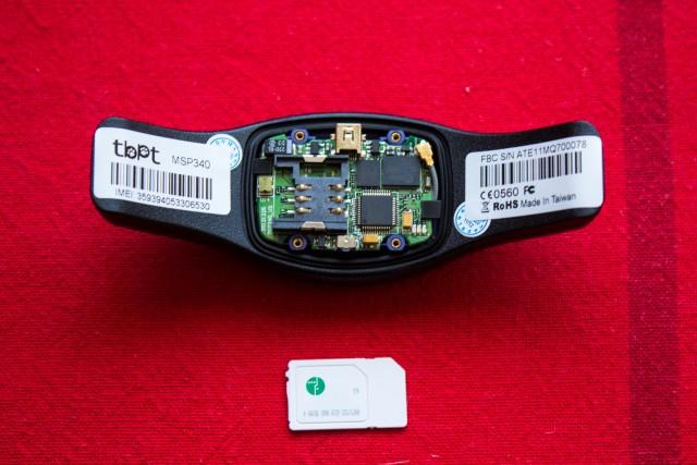 GPS ошейник TbPt MSP-340 и сим карта