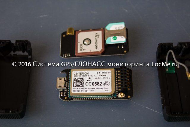 Трекер iON Connect от iRZ Online - GSM модуль