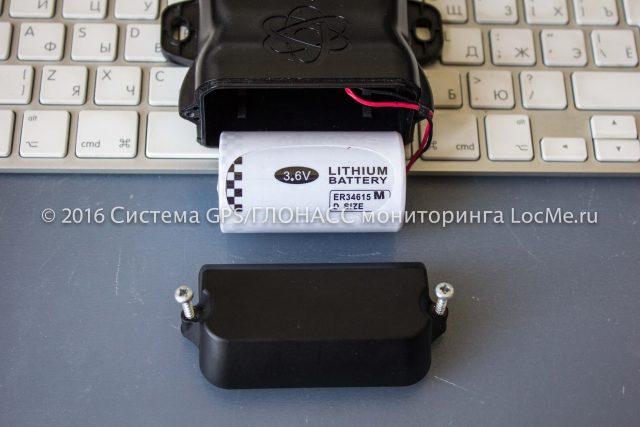 Литиевая батарея спутникового маяка GalileoSky Boxfinder GSM