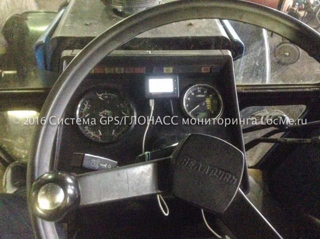 Системный дисплей МИЭЛТА установлен на трактор МТЗ