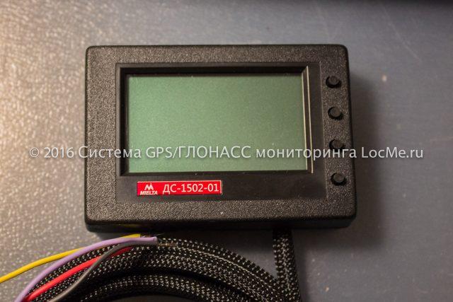 Системный дисплей МИЭЛТА ДС-1502-01