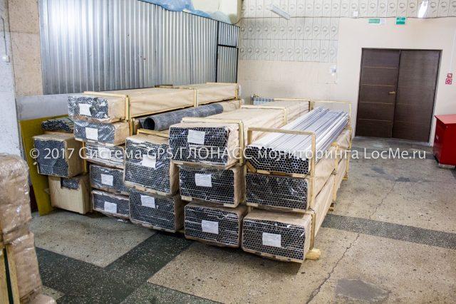 Алюминиевые трубки - сырье для датчиков уровня топлива