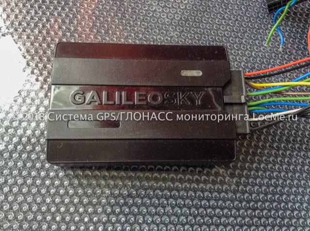 Терминал Galileosky 7.0 с поддержкой Easy Logic