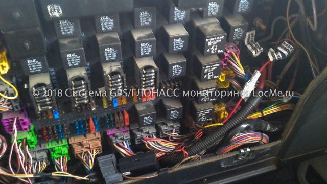 Технический аудит объектов спутникового мониторинга