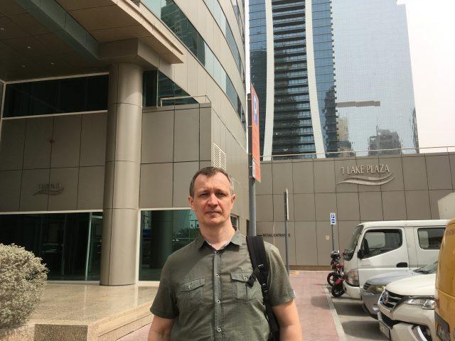 Офис компании Гуртам в Дубае - One Lake Plaza Jumeirah Lake Towers Cluster T