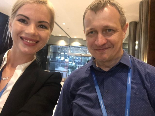 LocMe.ru на Telematics Conference Middle East & Africa в Дубае