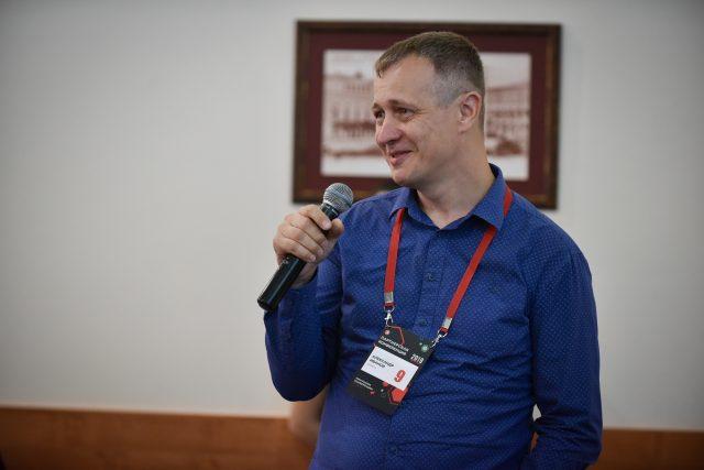 Партнерская конференция ГК Эскорт - Александр Иванов LocMe.ru