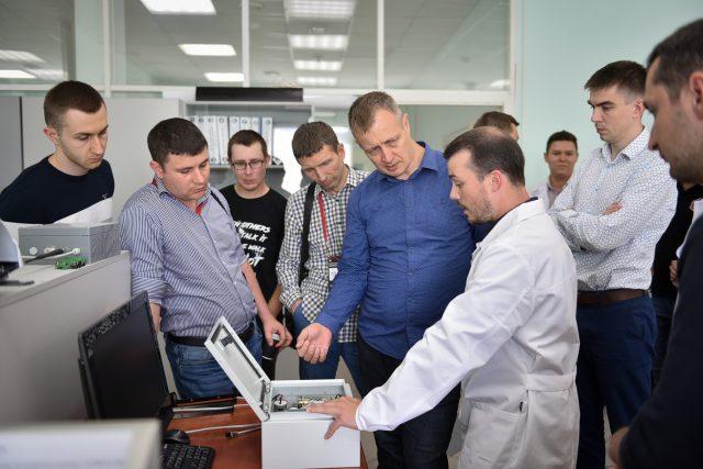 Партнерская конференция ГК Эскорт - посещение производства и конструкторского бюро