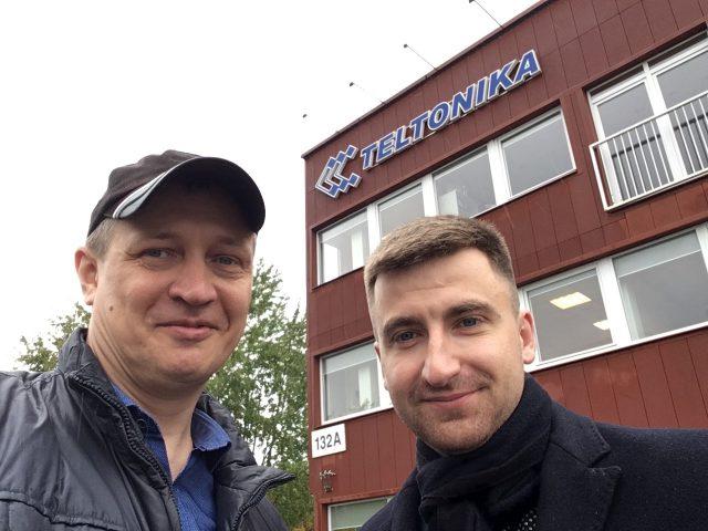 Александр Иванов побывал в гостях у компании Tелтоника