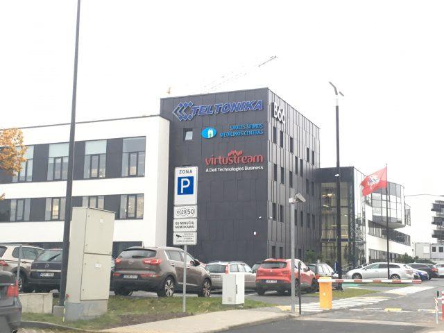 R&D центр компании Teltonika в Каунасе