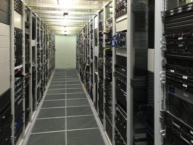 Выделенные сервера в аренду от LocMe.ru