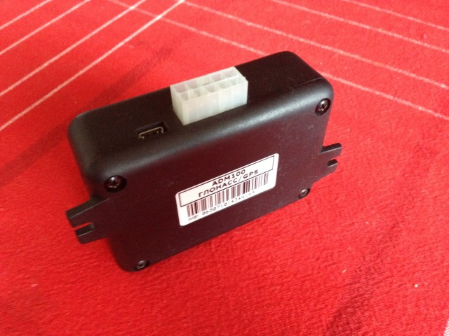 Мониторинговый терминал ADM-100 GPS / ГЛОНАСС
