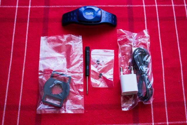 GPS ошейник PetTracker TbPt MSP-340 - комплектация