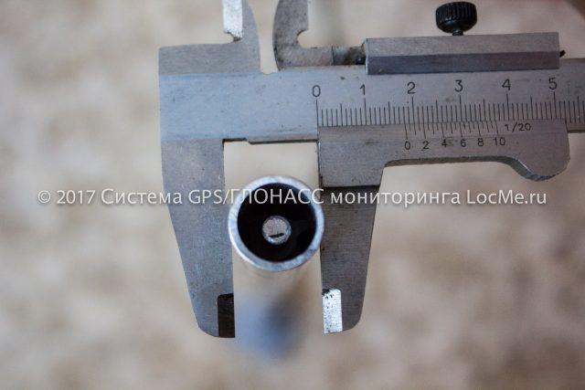 Внешний диаметр измерительной трубки 18 мм Mielta ZOND