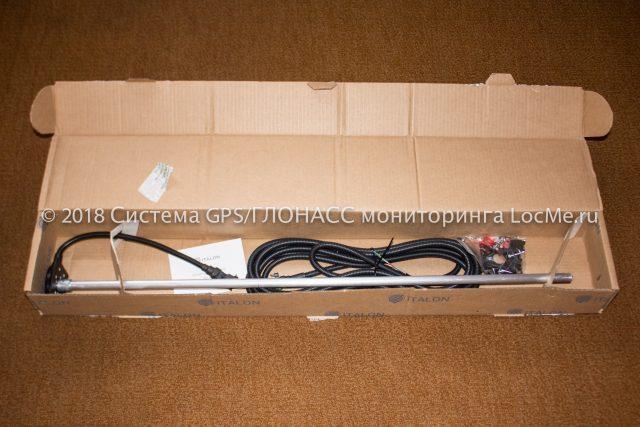 Датчик уровня топлива ITALON в коробке