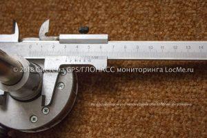 Монтажный диаметр
